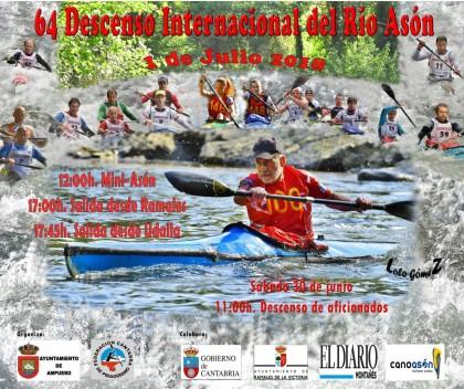 Descenso internacional Río Asón